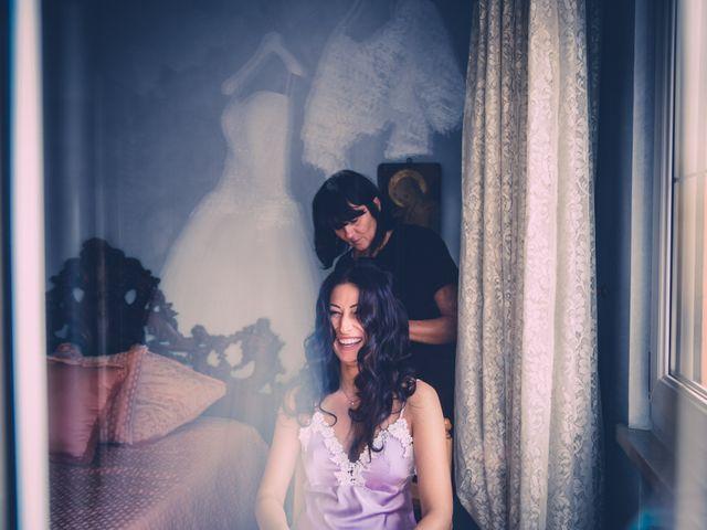 Il matrimonio di Matteo e Jurika a San Giorgio Bigarello, Mantova 1