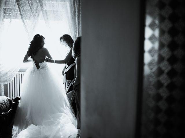 Il matrimonio di Matteo e Jurika a San Giorgio Bigarello, Mantova 7