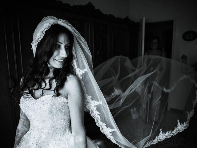 Il matrimonio di Matteo e Jurika a San Giorgio Bigarello, Mantova 2