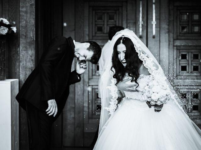 Il matrimonio di Matteo e Jurika a San Giorgio Bigarello, Mantova 17