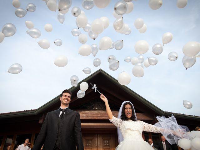 Il matrimonio di Matteo e Jurika a San Giorgio Bigarello, Mantova 18