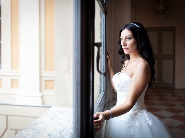 Il matrimonio di Matteo e Jurika a San Giorgio Bigarello, Mantova 20