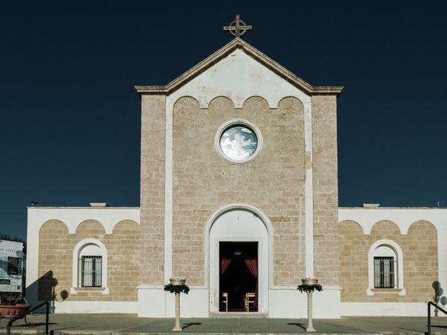 Il matrimonio di Marco e Vanessa a Gallipoli, Lecce 26