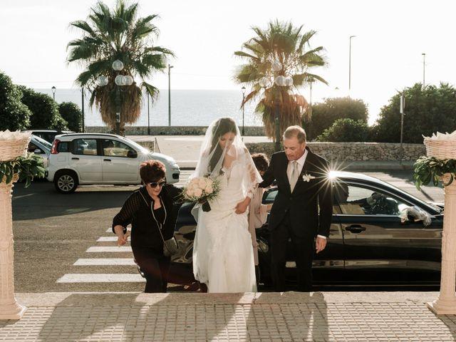 Il matrimonio di Marco e Vanessa a Gallipoli, Lecce 27