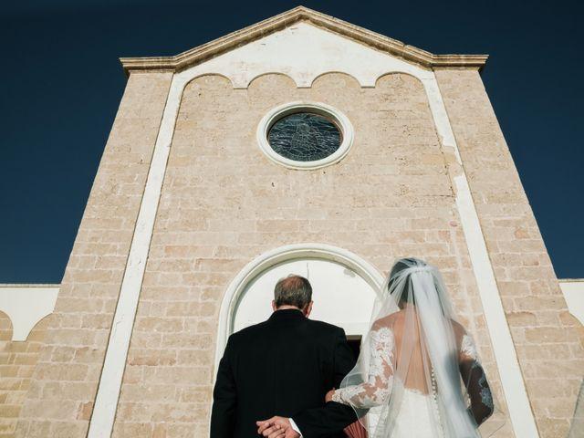 Il matrimonio di Marco e Vanessa a Gallipoli, Lecce 28