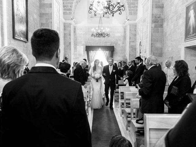Il matrimonio di Marco e Vanessa a Gallipoli, Lecce 30