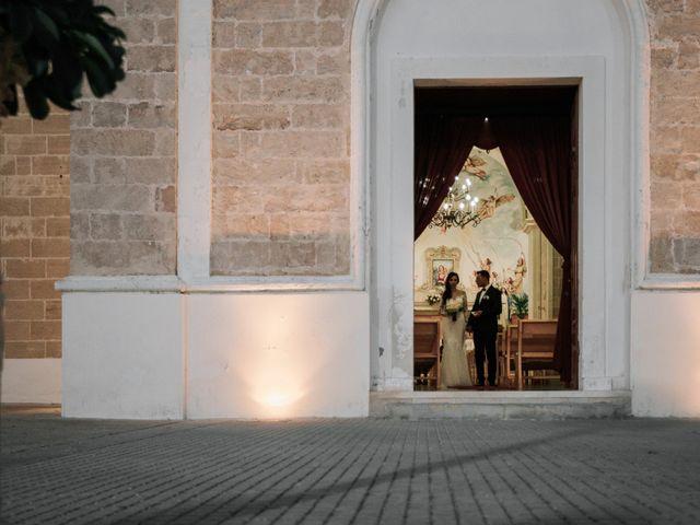 Il matrimonio di Marco e Vanessa a Gallipoli, Lecce 33