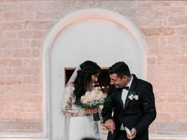 Il matrimonio di Marco e Vanessa a Gallipoli, Lecce 34