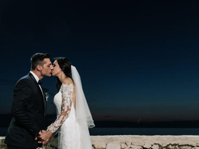 Il matrimonio di Marco e Vanessa a Gallipoli, Lecce 36