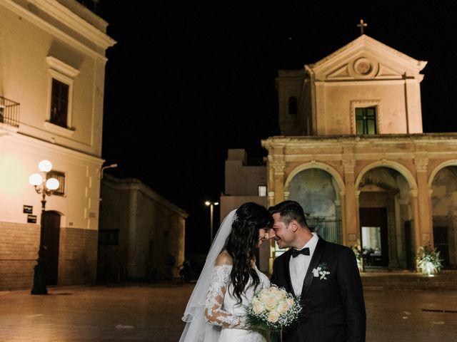 Il matrimonio di Marco e Vanessa a Gallipoli, Lecce 37
