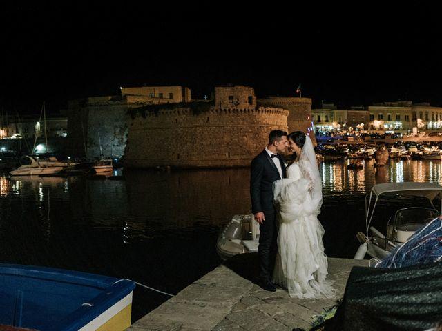 Il matrimonio di Marco e Vanessa a Gallipoli, Lecce 38
