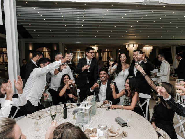 Il matrimonio di Marco e Vanessa a Gallipoli, Lecce 43