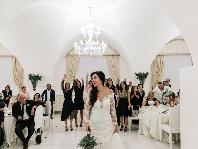 Il matrimonio di Marco e Vanessa a Gallipoli, Lecce 45