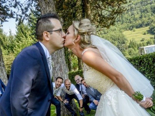 Il matrimonio di Daniele e Aurica a Monasterolo del Castello, Bergamo 9