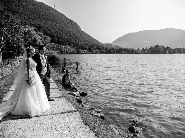 Il matrimonio di Daniele e Aurica a Monasterolo del Castello, Bergamo 11