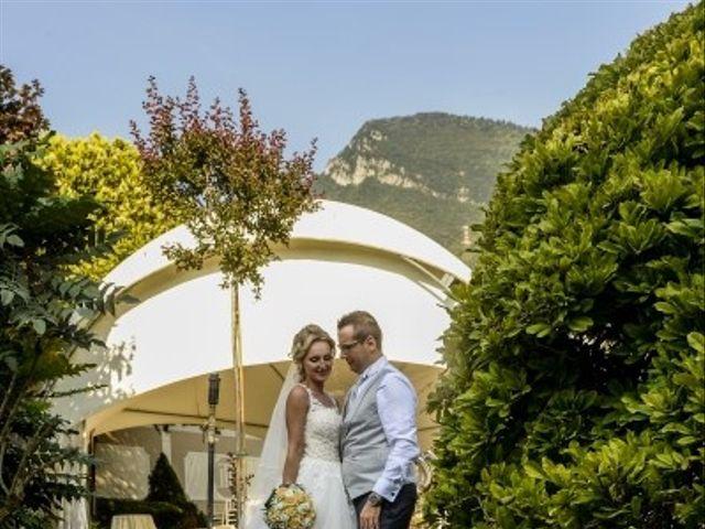 Il matrimonio di Daniele e Aurica a Monasterolo del Castello, Bergamo 15