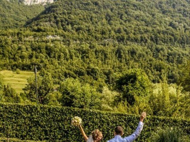 Il matrimonio di Daniele e Aurica a Monasterolo del Castello, Bergamo 16