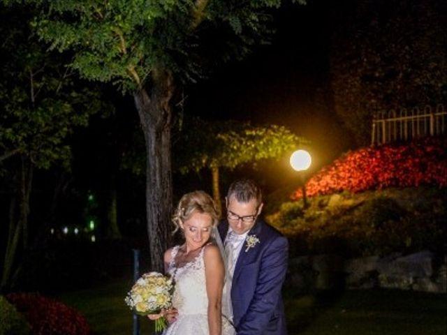 Il matrimonio di Daniele e Aurica a Monasterolo del Castello, Bergamo 25