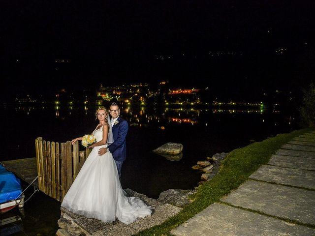 Il matrimonio di Daniele e Aurica a Monasterolo del Castello, Bergamo 26