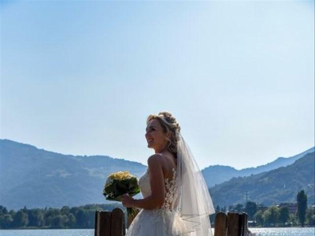 Il matrimonio di Daniele e Aurica a Monasterolo del Castello, Bergamo 64