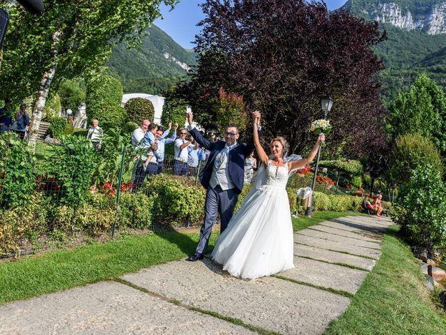 Il matrimonio di Daniele e Aurica a Monasterolo del Castello, Bergamo 69