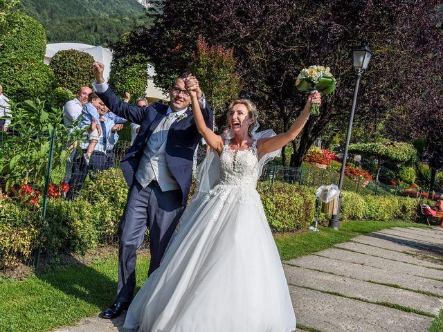 Il matrimonio di Daniele e Aurica a Monasterolo del Castello, Bergamo 70