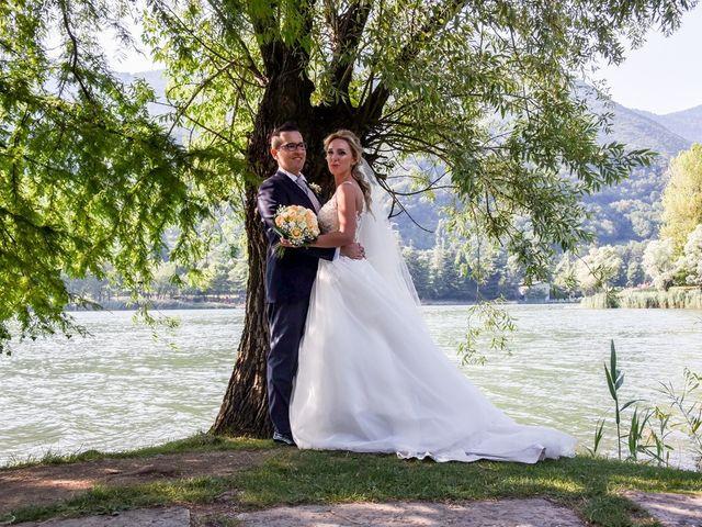 Il matrimonio di Daniele e Aurica a Monasterolo del Castello, Bergamo 71