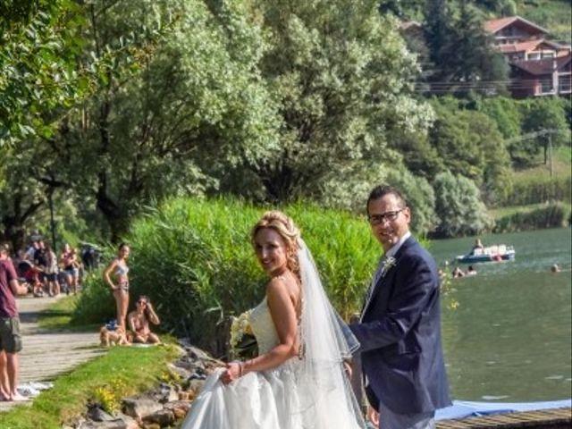 Il matrimonio di Daniele e Aurica a Monasterolo del Castello, Bergamo 75