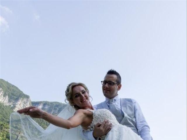 Il matrimonio di Daniele e Aurica a Monasterolo del Castello, Bergamo 77