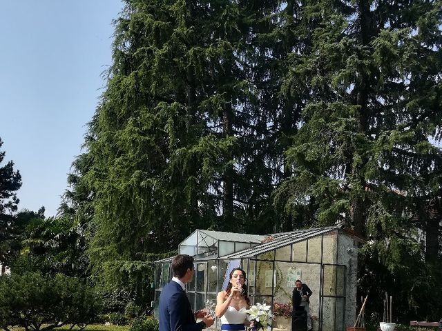 Il matrimonio di Matteo e Francesca a Trivero, Biella 5