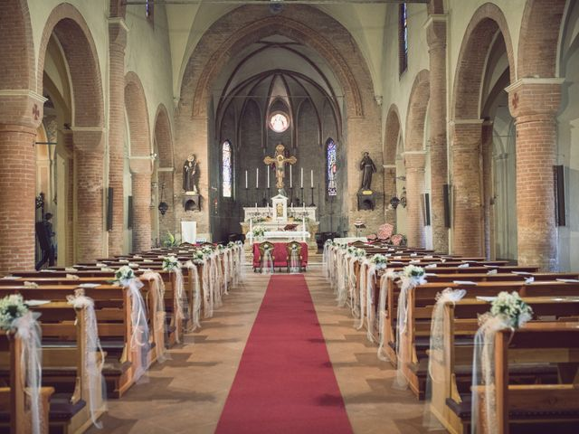 Il matrimonio di Andrea e Sara a Ravenna, Ravenna 17