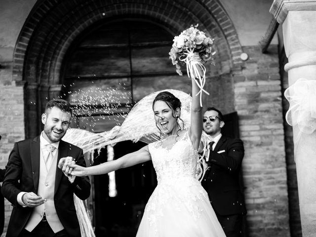 Il matrimonio di Andrea e Sara a Ravenna, Ravenna 40