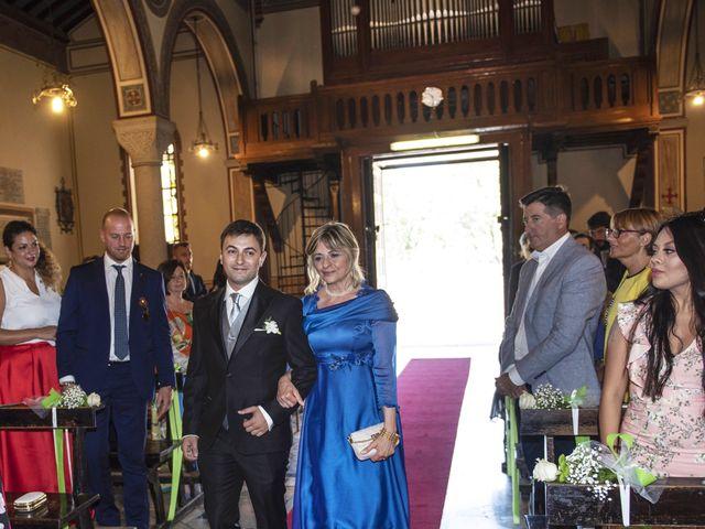 Il matrimonio di Pierfabio e Lisa a Vittuone, Milano 19