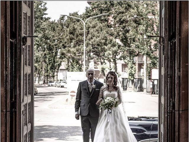 Il matrimonio di Pierfabio e Lisa a Vittuone, Milano 20