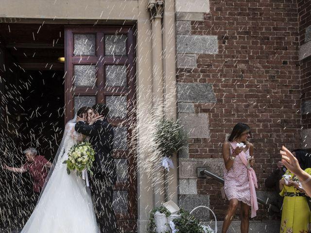 Il matrimonio di Pierfabio e Lisa a Vittuone, Milano 25