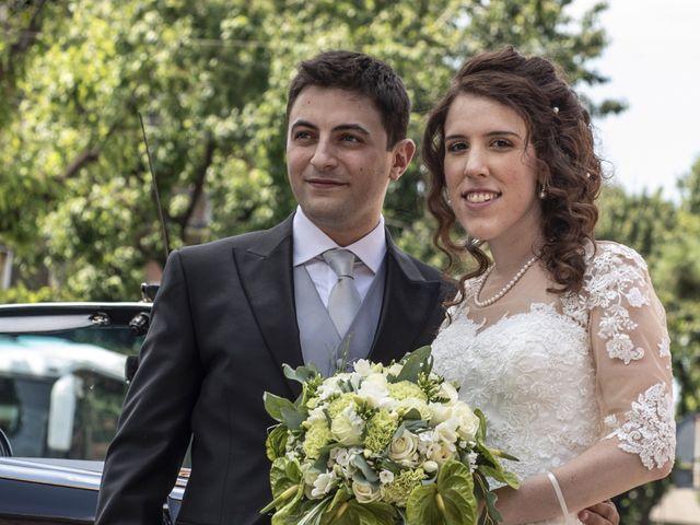 Il matrimonio di Pierfabio e Lisa a Vittuone, Milano 28