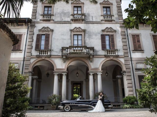 Il matrimonio di Pierfabio e Lisa a Vittuone, Milano 30