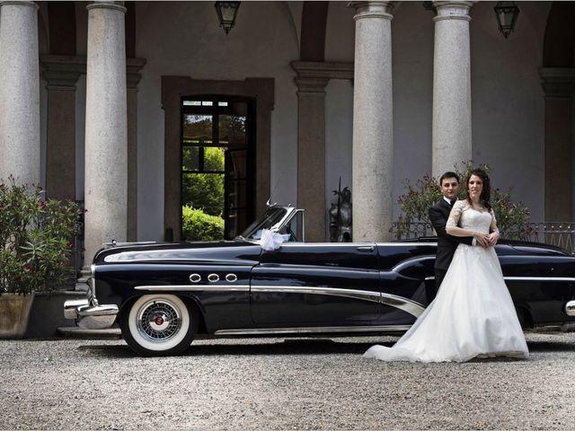 Il matrimonio di Pierfabio e Lisa a Vittuone, Milano 31