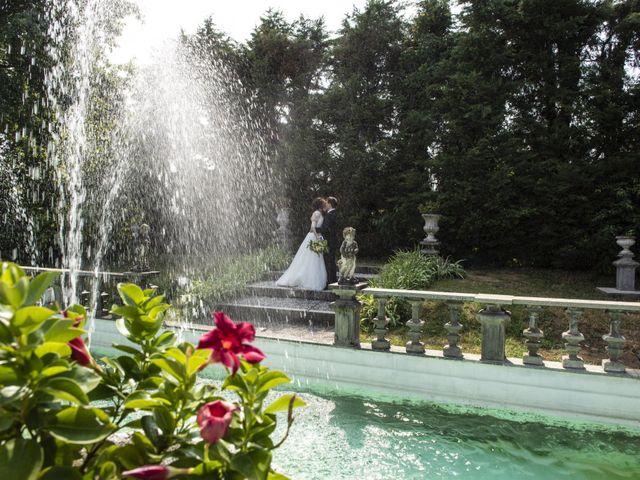Il matrimonio di Pierfabio e Lisa a Vittuone, Milano 38