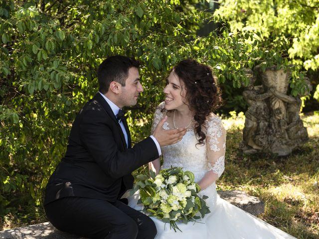 Le nozze di Lisa e Pierfabio
