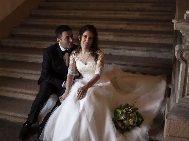 Il matrimonio di Pierfabio e Lisa a Vittuone, Milano 41