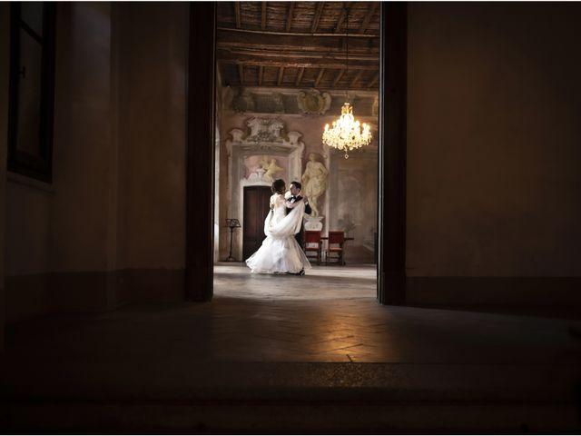 Il matrimonio di Pierfabio e Lisa a Vittuone, Milano 42