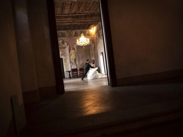 Il matrimonio di Pierfabio e Lisa a Vittuone, Milano 43