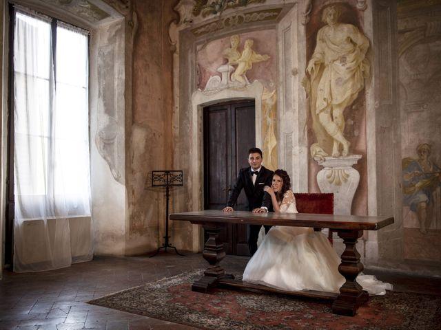 Il matrimonio di Pierfabio e Lisa a Vittuone, Milano 45