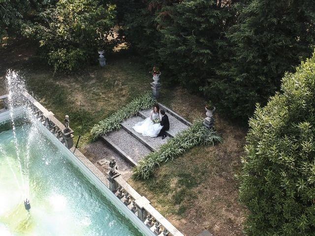 Il matrimonio di Pierfabio e Lisa a Vittuone, Milano 50