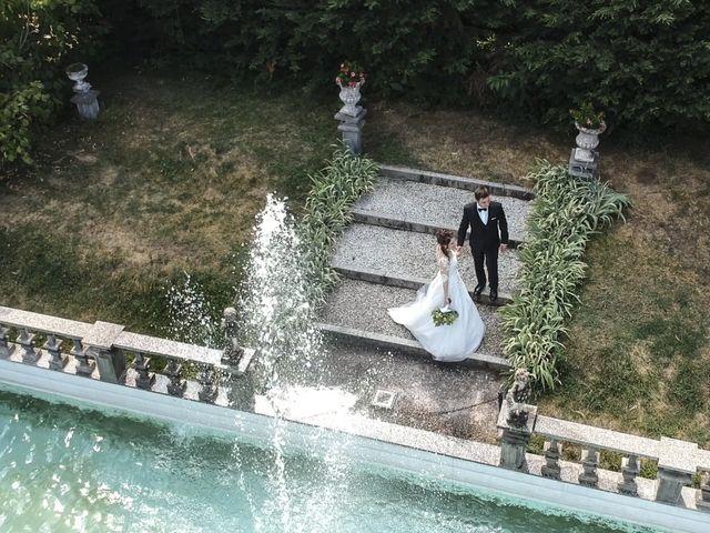 Il matrimonio di Pierfabio e Lisa a Vittuone, Milano 51