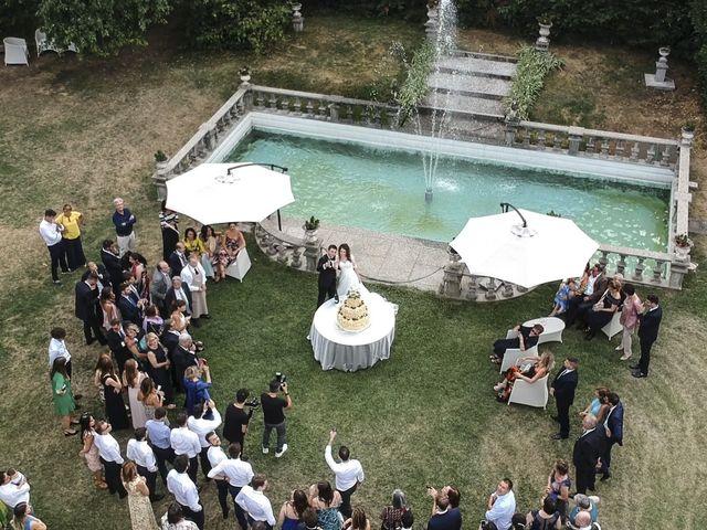 Il matrimonio di Pierfabio e Lisa a Vittuone, Milano 49