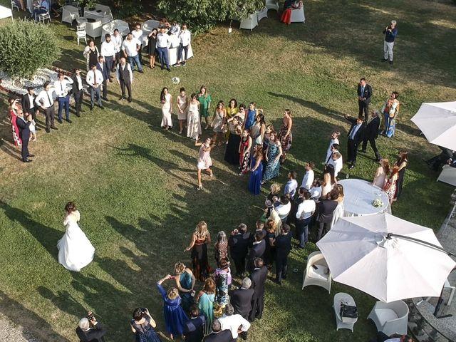 Il matrimonio di Pierfabio e Lisa a Vittuone, Milano 52