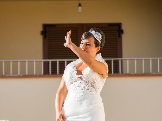 Il matrimonio di Luca e Valentina a Cerreto Guidi, Firenze 36