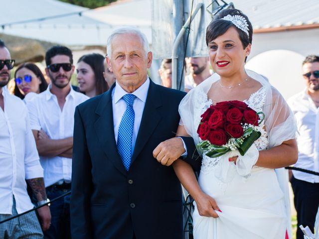 Il matrimonio di Luca e Valentina a Cerreto Guidi, Firenze 42